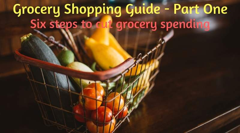 Grocery shopping guide part one