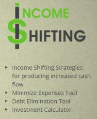 myEcon income shifting tool features