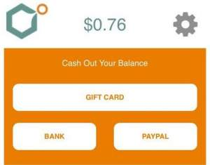 cashout options in Coin Out