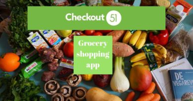Checkout 51 - grocery shopping app