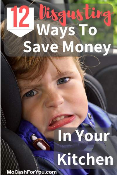 ways to save money in the kitchen