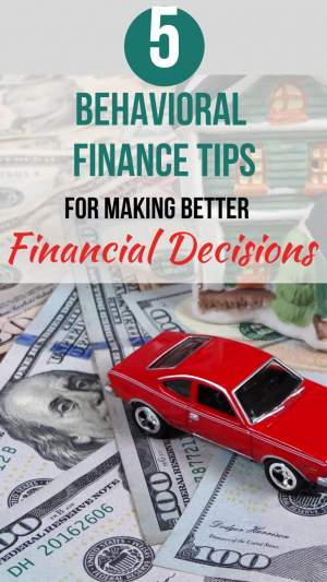 Making Financial Decisions - money house and car