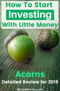 Acorns review -How to start investing with little money