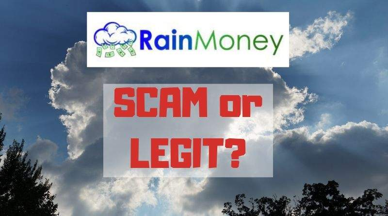RainMoney Scam review 2020