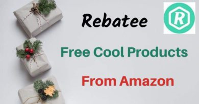 Rebatee - Free products from Amazon